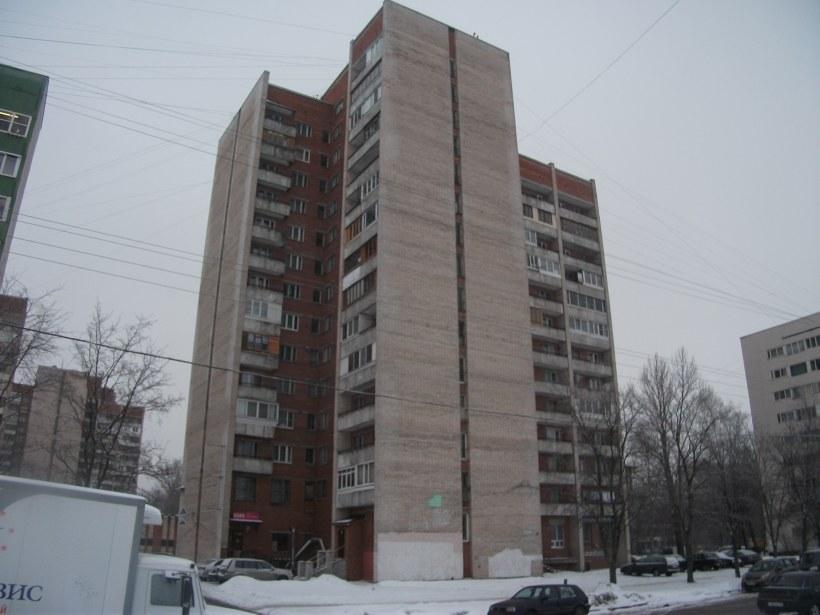 ул. Ольги Форш 5