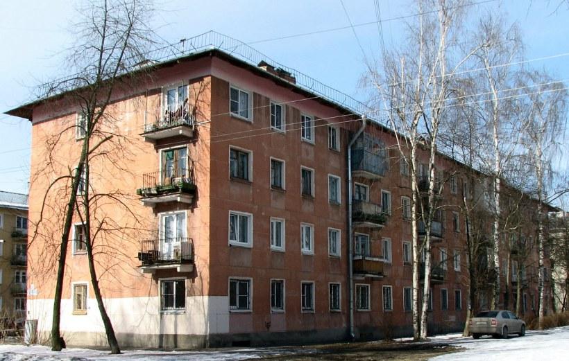 Новгородская ул. 9