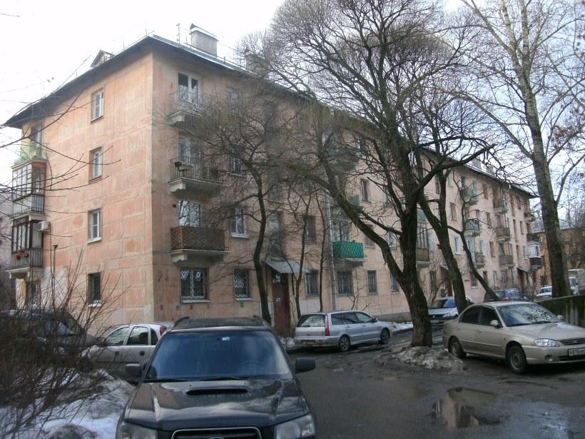 ул. Танкиста Хрустицкого 96
