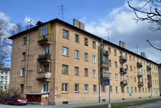 ул. Танкиста Хрустицкого 110