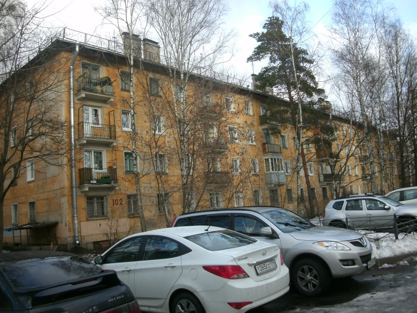 ул. Танкиста Хрустицкого 102