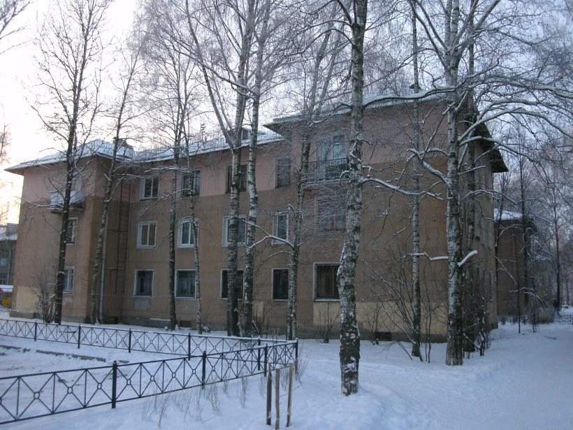 Новгородская ул. 6к2