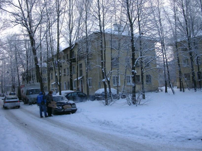 Новгородская ул. 16к1