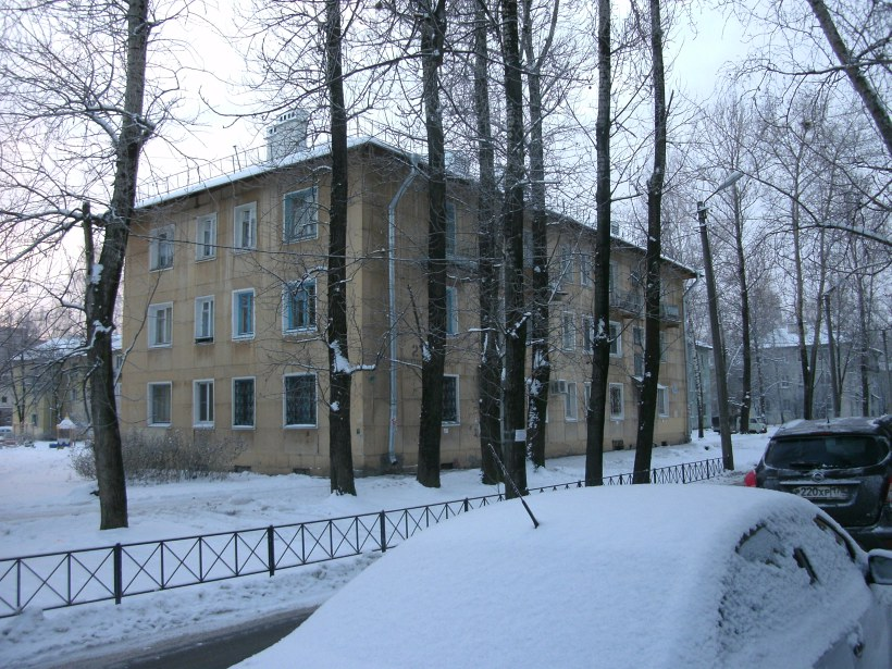 Тосненский пер. 21