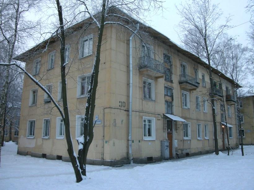 Тосненский пер. 30