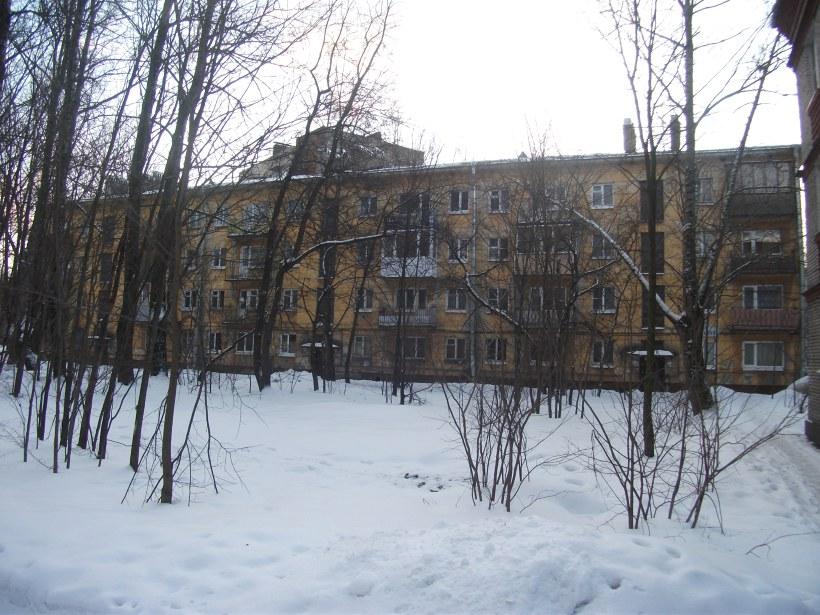 ул. Кибальчича 12к2