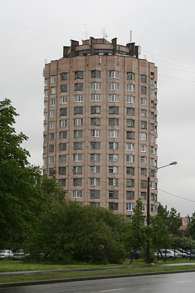Авангардная ул. 16к2