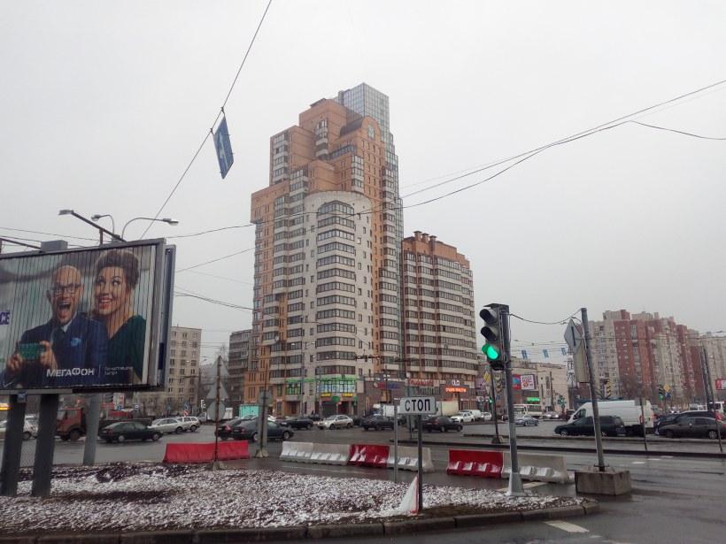 Бухарестская ул. 96