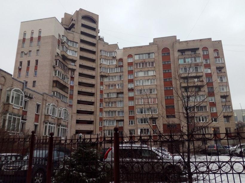 Пражская ул. 5к1