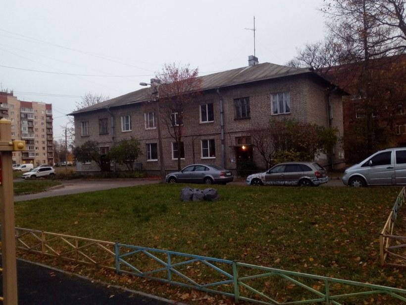 ул. Паграничника Горькавого 12к2