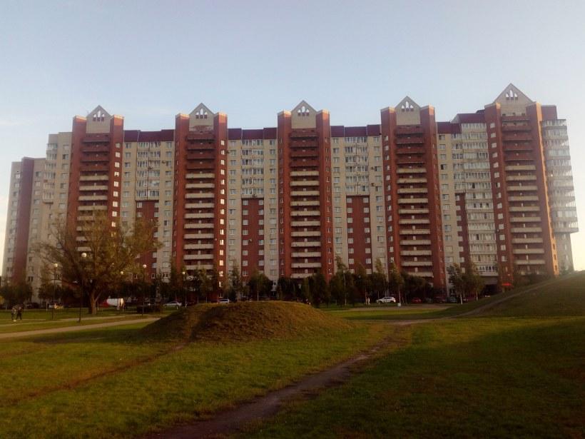 Белградская ул. 26к9
