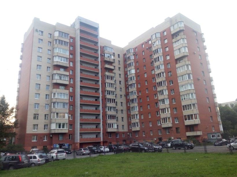 Будапештская ул. 72к1
