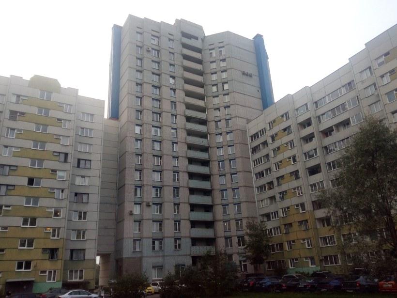 Белградская ул. 52к1