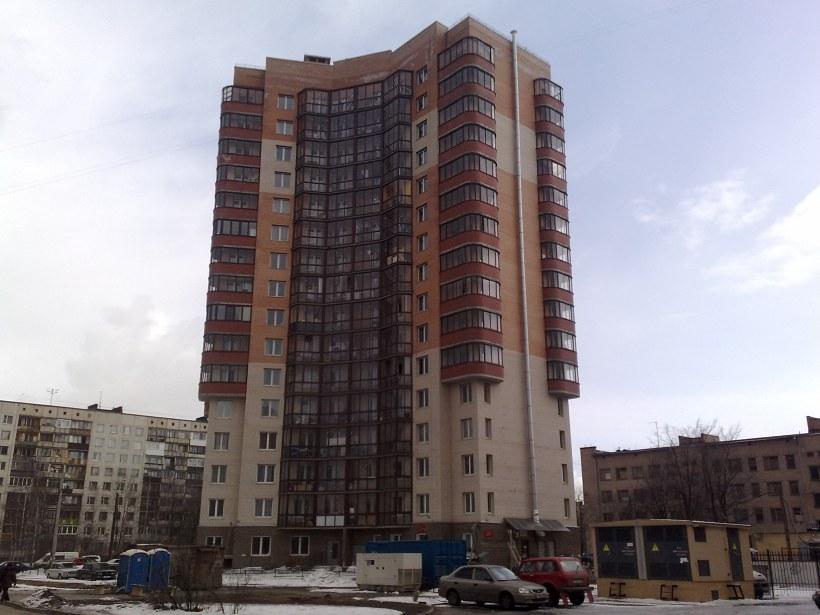 Купчинская ул. 3