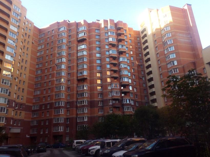 Бухарестская ул. 118к4