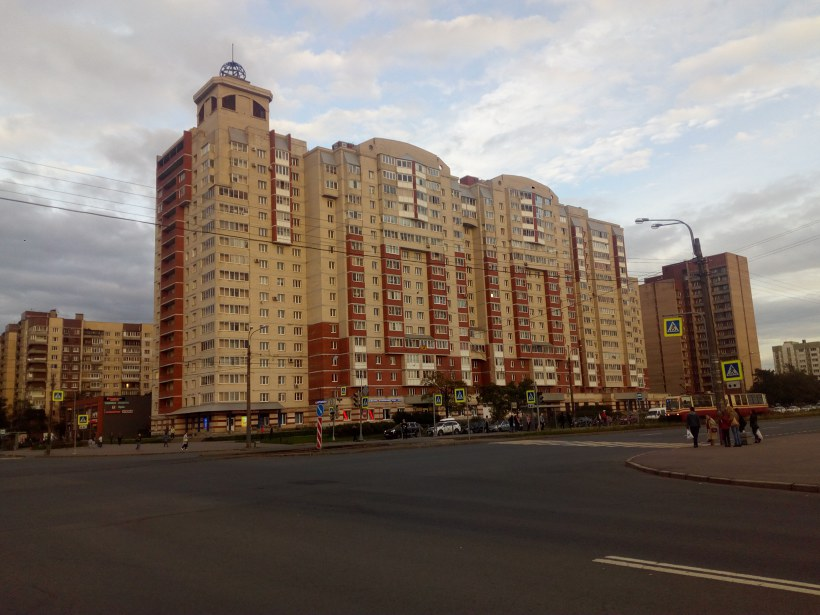 Бухарестская ул. 146к1