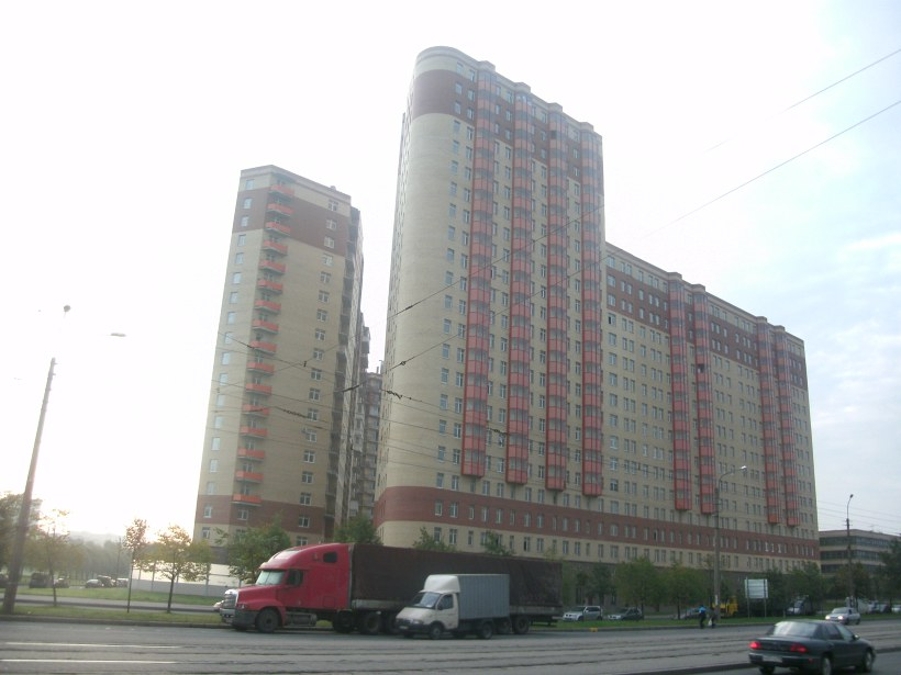 Бухарестская ул. 80