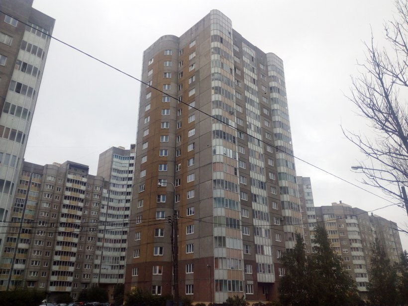 Малая Бухарестская ул. 8