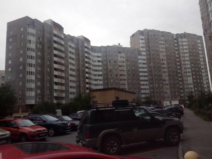 Малая Бухарестская ул. 6