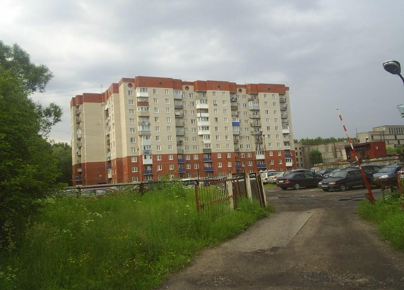Новобелицкая ул. 6к2