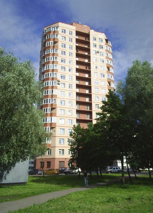 ул. Пионерстроя 21к1