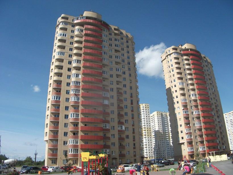 Вишерская ул. 16 и 18