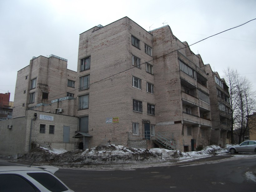 ул. Бабушкина 47к3