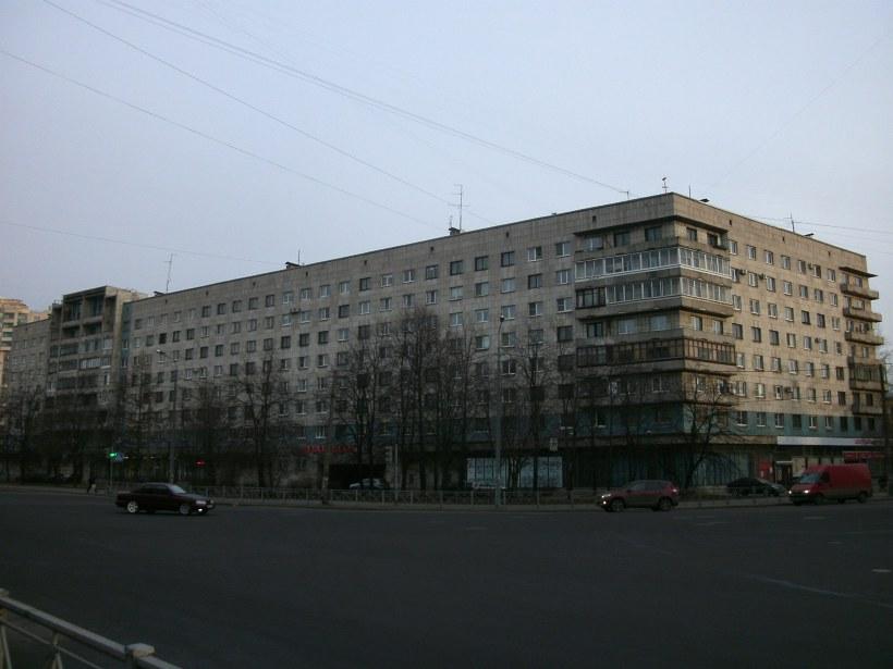 ул. Бабушкина 64