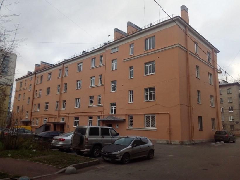 1-й Рабфаковский пер. 7