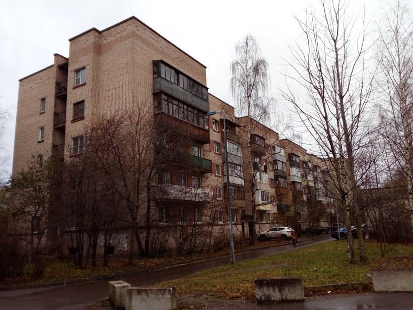 Штурманская ул. 18