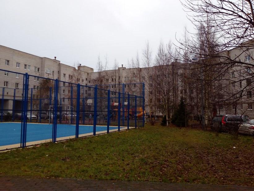 Взлетная ул. 9к1