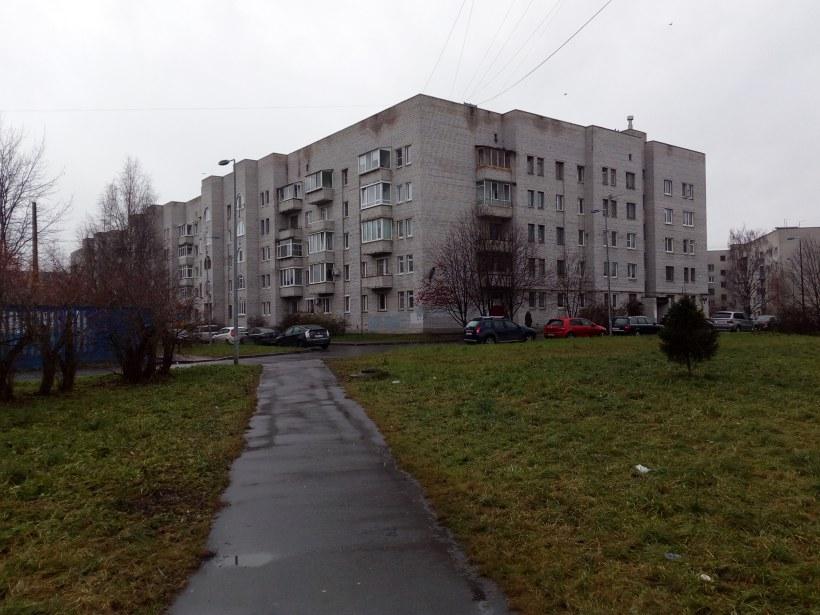 Взлетная ул. 9к2