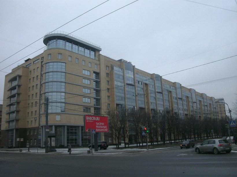 Варшавская ул. 9к1