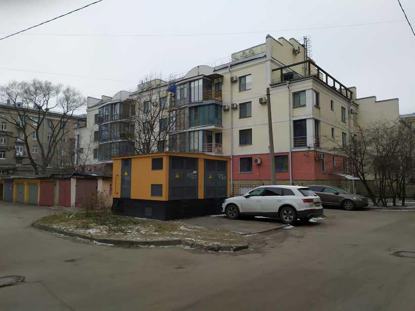 ул. Фрунзе 19к2