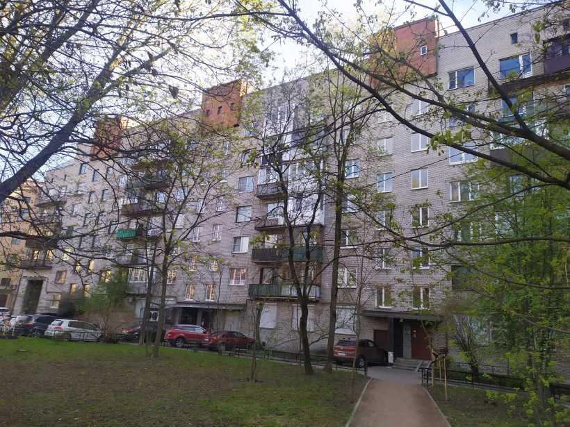Белоостровская ул. 3