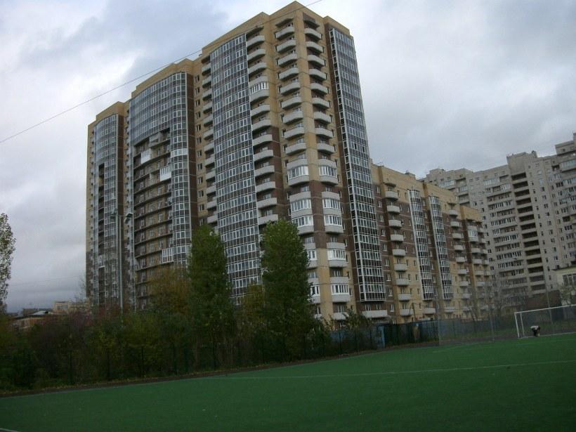 Варшавская ул. 19к5