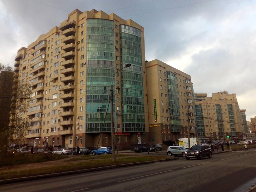 Варшавская ул. 23к3