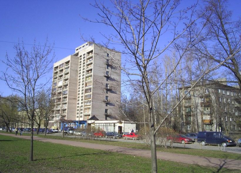 Новоизмайловский пр. 34