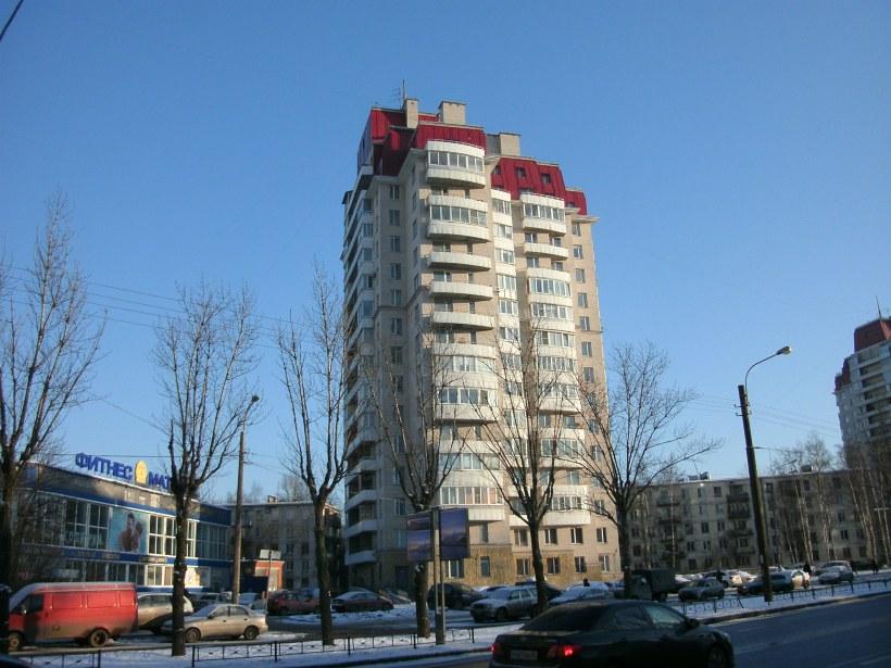 Краснопутиловская ул. 56к2