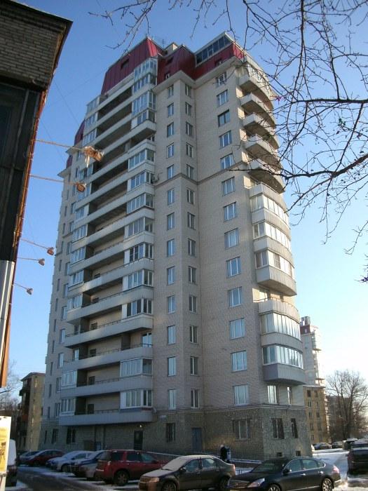 Краснопутиловская ул. 66к2