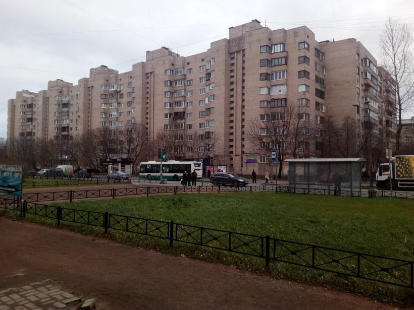 Варшавская ул. 108