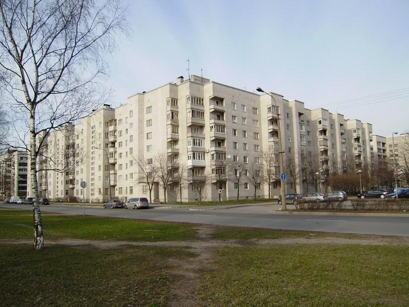 Варшавская ул. 124