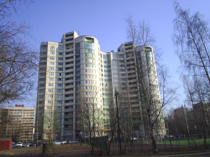 Варшавская ул. 69к3