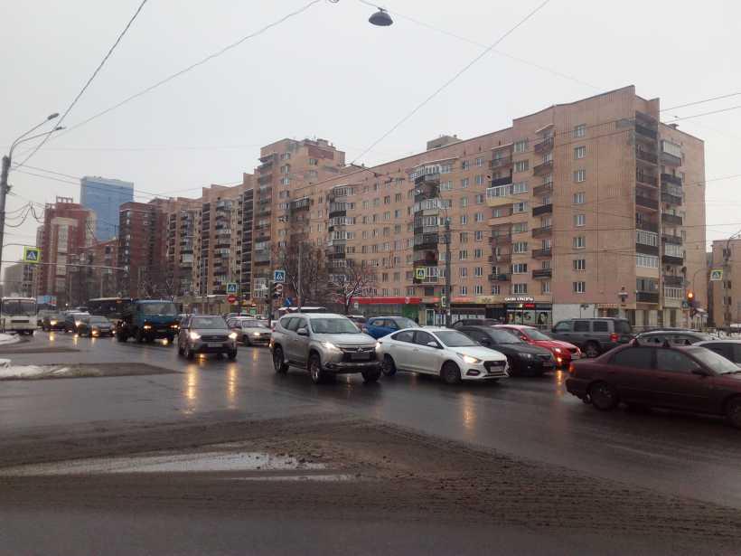 Ленинский пр. 147к1