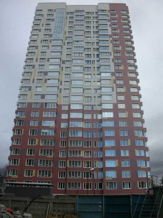 Краснопутиловская ул. 113