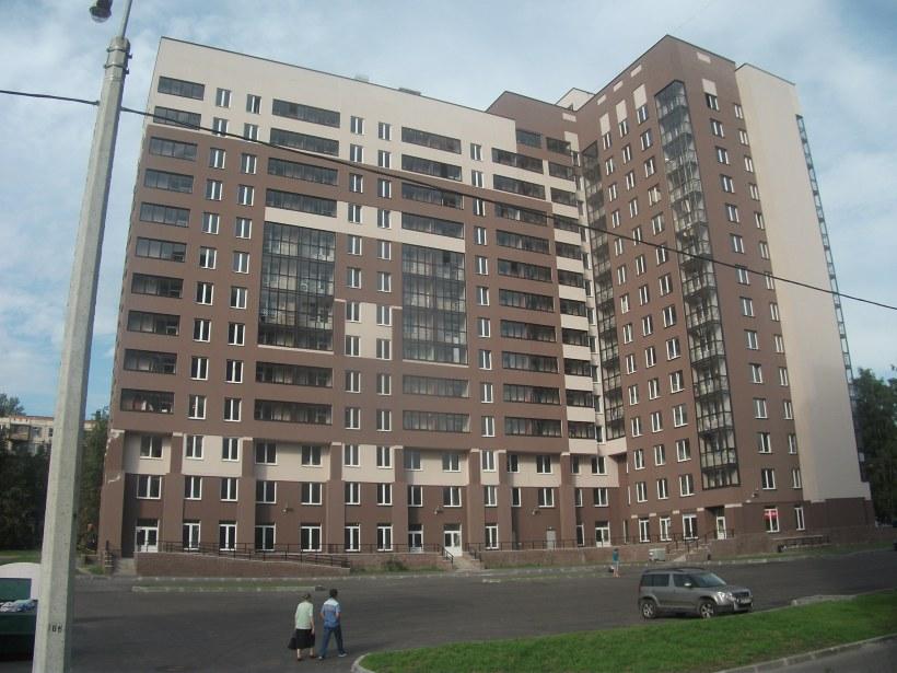 Сибирская ул. 16