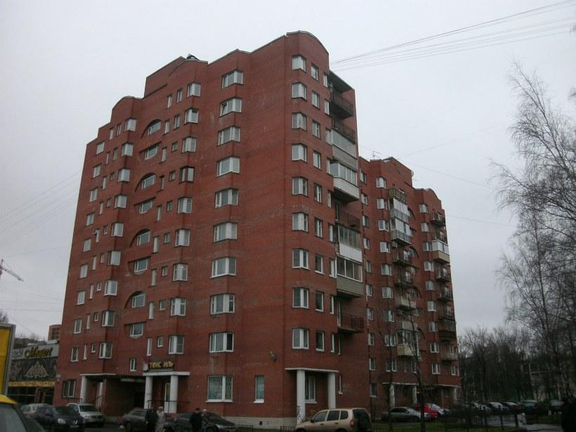 ул. Верности 7к2