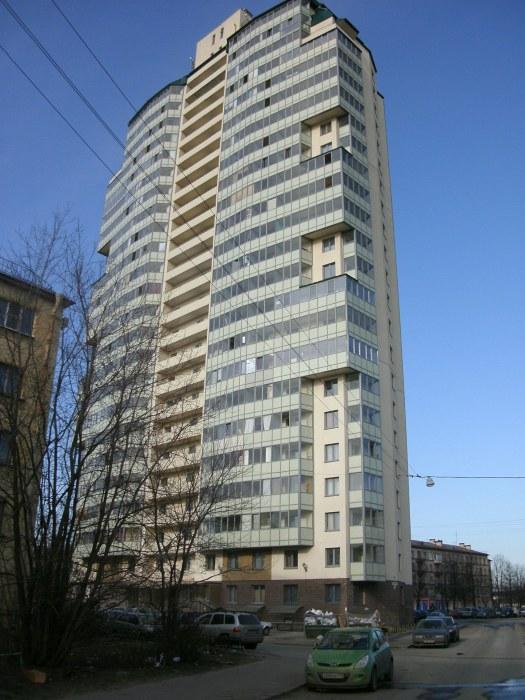 Новолитовская ул. 4
