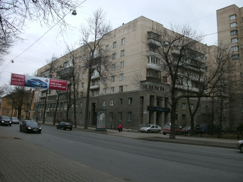 Большой Сампсониевский пр. 85к1