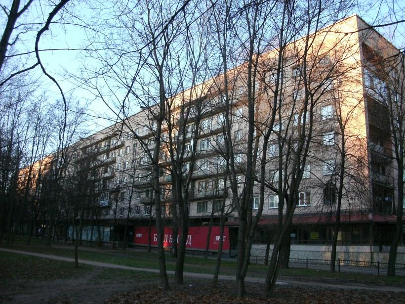 2-й Муринский пр. 34
